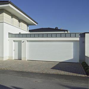 portes de garage en acier