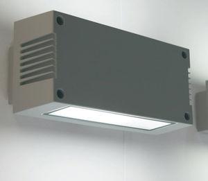 applique murale contemporaine / d'extérieur / en fonte d'aluminium / à LED