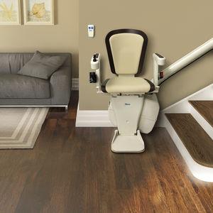 fauteuil monte-escalier d'intérieur