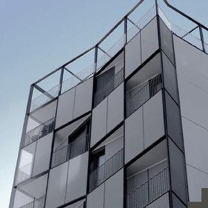 volets roulants / coulissants / en aluminium / pour fenêtres