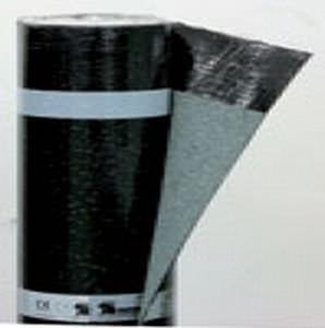 membrane d'étanchéité pour toiture / pour terrasse / en rouleau / flexible