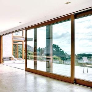 baie vitrée levante-coulissante