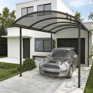 abri de voiture en aluminium