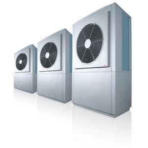 pompe à chaleur aérothermique / résidentielle / professionnelle / industrielle