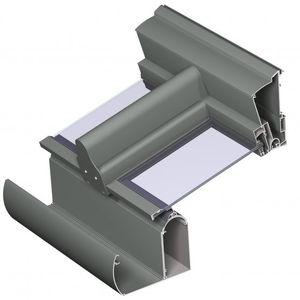 véranda autoportée / en aluminium