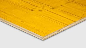 planche de bois pour coffrage en contreplaqué