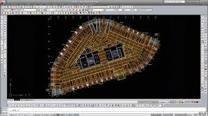 logiciel d'analyse structurelle / pour structures en béton / 2D