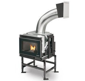 insert de cheminée à granulés
