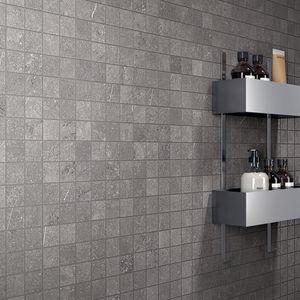 mosaïque d'intérieur / murale / en grès cérame / carrée