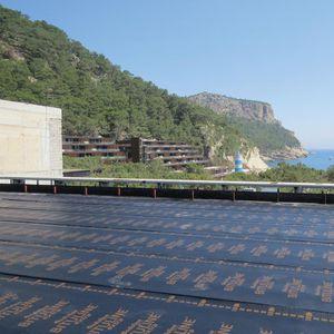 membrane d'étanchéité de protection / pour toiture-terrasse / pour fondation / pour piscine