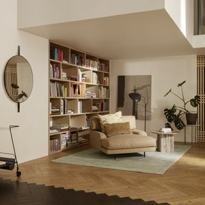 chaise longue design scandinave