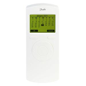 télécommande pour régulateur de chauffage