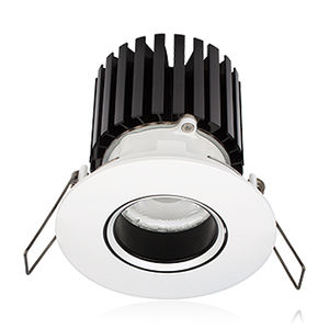downlight encastré / à LED / rond / carré