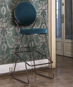 chaise de bar médaillon