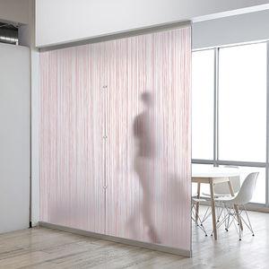 panneau décoratif en résine / pour cloison / pour mur / texturé