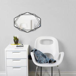 miroir mural / de chambre à coucher / suspendu / contemporain