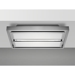 hotte de cuisine de plafond