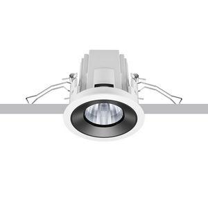 downlight encastré / à LED / rond / carré