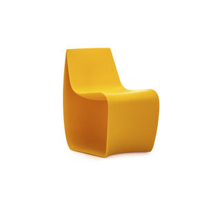 chaise contemporaine / pour enfant / en polyéthylène rotomoulé / de piscine
