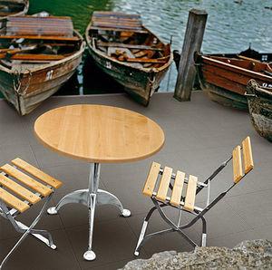 plateau de table en bois / pour restaurant
