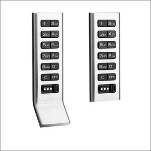 serrure électronique / pour casier vestiaire / à code