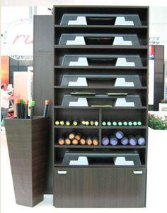 armoire de stockage pour équipements sportifs