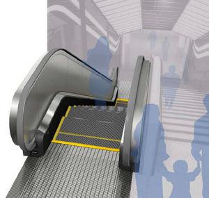 escalator pour centre commercial