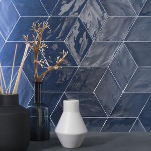 carrelage d'intérieur / mural / en céramique / poli