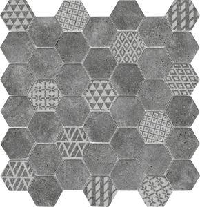 mosaïque d'intérieur / d'extérieur / murale / au sol
