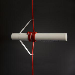 suspension / contemporaine / en aluminium / en méthacrylate