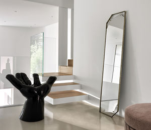 miroir mural / psyché / suspendu / contemporain