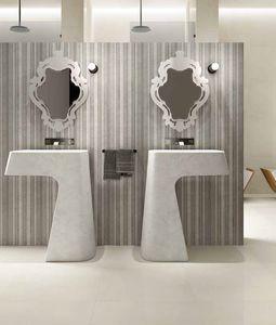carrelage d'intérieur / de salle de bain / de sol / en grès cérame