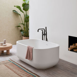 baignoire à poser / ovale / LivingTec®