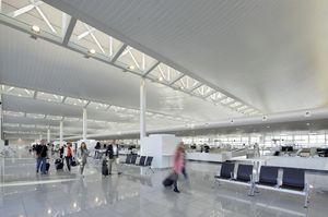 plafond en aluminium