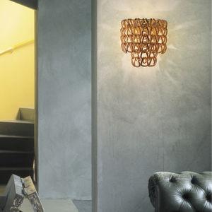 applique murale contemporaine / en cristal / à incandescence / IP20