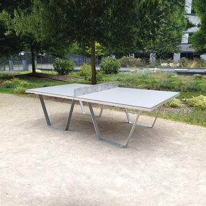 table de ping-pong contemporaine