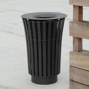 poubelle publique