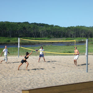 filet de volleyball pour aire de jeux