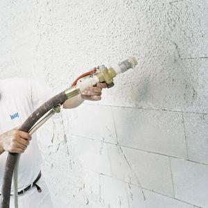 enduit de lissage / isolant / intérieur / pour mur intérieur