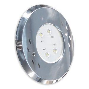 luminaire encastrable au sol / à LED / rond / pour piscine