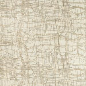 papier peint contemporain / en coton / à motif / aspect tissu