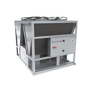 groupe d'eau glacée à condensation par air / au sol / free cooling / extérieur