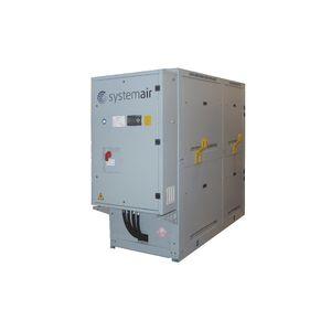 groupe d'eau glacée à condensation par eau / au sol / free cooling / extérieur