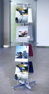 présentoir pour brochures