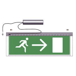 panneau signalétique de sécurité