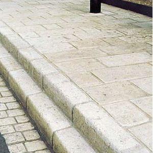 bordure pour trottoir