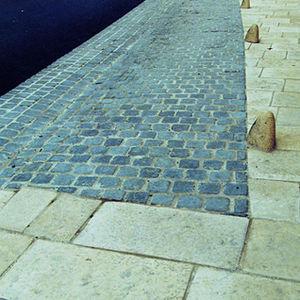 pavé en pierre reconstituée