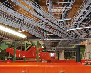 chemin de câbles galvanisé