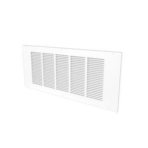 grille de ventilation en acier / rectangulaire / carrée / pour le soufflage et la reprise d'air