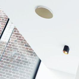 bouche d'aération de plafond / mural / en aluminium / carré